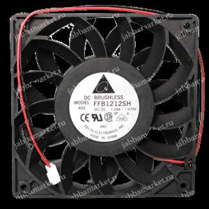 Серверный вентилятор DELTA FFB1212SH 1.24A