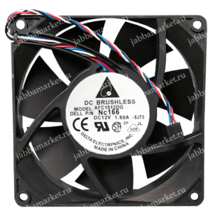 Серверный вентилятор DELTA AFC1512DC 1.8A