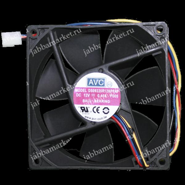 Серверный вентилятор AVC DS09225R12HPFAF 0.41A