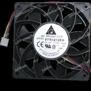Серверный вентилятор Delta FFB1212EH 1.74A