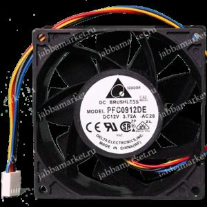 Серверный вентилятор Delta PFC0912DE 3.72A