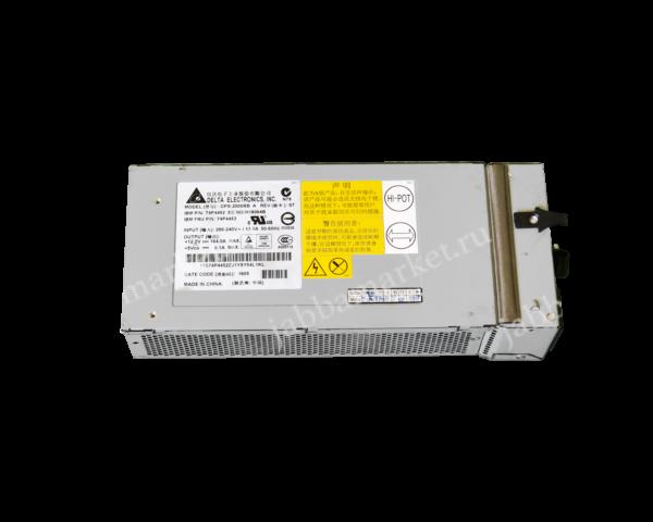 Delta Electronics DPS-2000BB этикетка