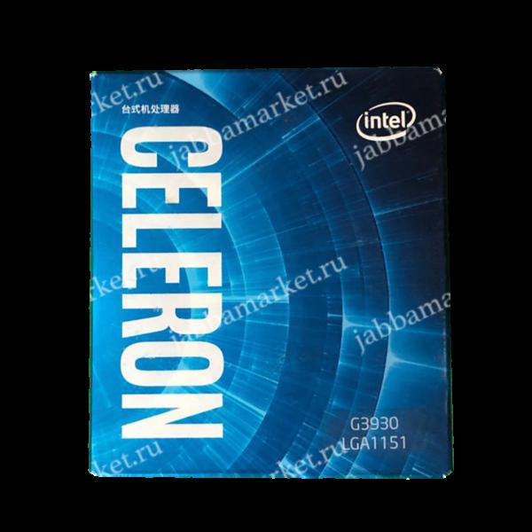 процессор Celeron G3930