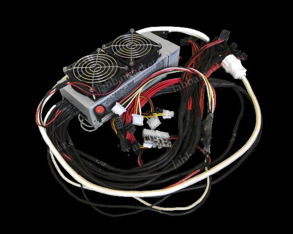 Delta Electronics DPS-2000BB с тихими кулерами