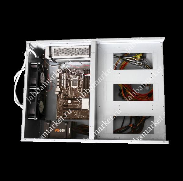 Корпус ColdCase на 6 карт