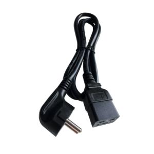 Сетевой кабель питания для БП IEC 320 3х2,5 мм2